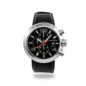 Locman reloj cronógrafos de hombre correas interambiables.