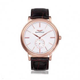 Sandoz reloj suizo de caballero Classic & Slim Collection 81385-87