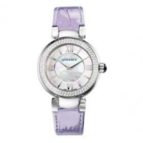 Versace Leda reloj de mujer en piel.