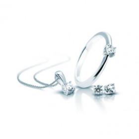 Diamonfire set collar, pendientes y anillo 1312001902