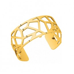 Les Georgettes brazalete Girafe dorado 25mm