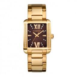Viceroy reloj de mujer en acero con acabado dorado