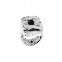 Plata Pura anillo de plata.