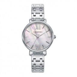 Viceroy reloj de mujer en acero.