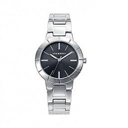 Viceroy reloj analógico de mujer en acero.
