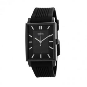 Hugo Boss reloj de caballero en caucho.