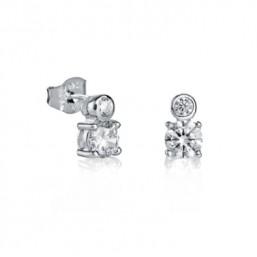 Viceroy Jewels pendientes en plata.