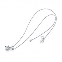 Viceroy Jewels collar para mujer en plata.