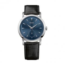 Hugo Boss reloj de caballero en piel.