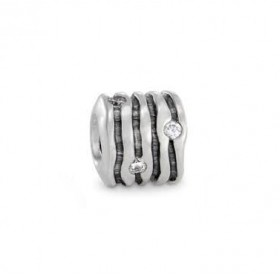 Pandora Swirl Wrap charm