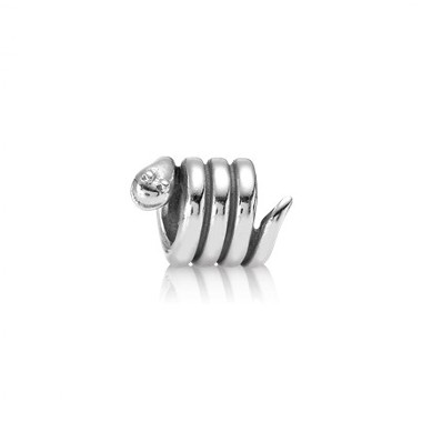 Pandora Serpiente charm