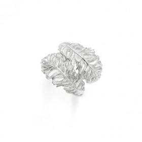 Thomas Sabo anillo en plata para mujer.