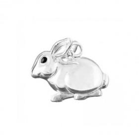Thomas Sabo colgante de Conejo para collar en plata.