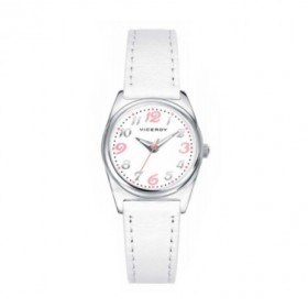 Viceroy reloj analógico de niña en piel.
