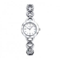 Viceroy reloj analógico de niña en acero.