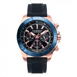 Viceroy reloj deportivo de caballero con correa de caucho.