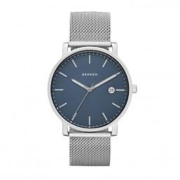 Skagen Hagen reloj de caballero en acero.
