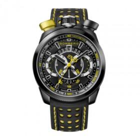 Bomberg Bolt 68 reloj analógico de caballero en piel
