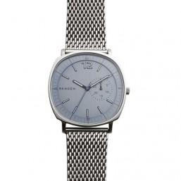 Skagen Rungsted reloj analógico de caballero en acero.