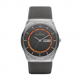 Skagen Melbye reloj de caballero en titanio.