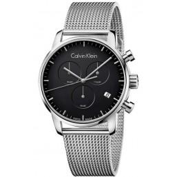 Calvin Klein City reloj de caballero en acero.