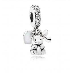 "Pandora charm colgante para pulsera ""Tesoros de Bebé"""