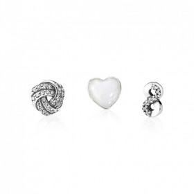 "Pandora Set de Petites ""Infinito"" para collar Locket."