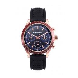 Mark Maddox reloj de caballero Colección Sport en silicona