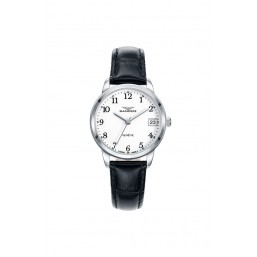 Sandoz reloj de mujer en piel.