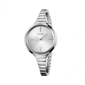 Calvin Klein reloj de mujer en acero Colección Lively