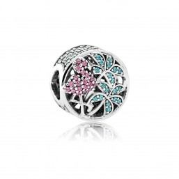 "Pandora charm ""Flamenco Tropical"""