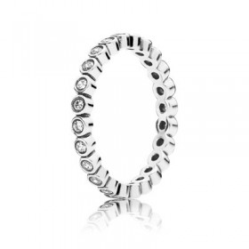 "Pandora ""Brillante Seducción"" anillo"