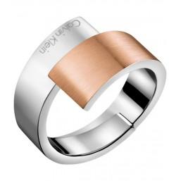Calvin Klein anillo de mujer Colección Intense