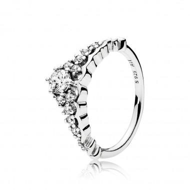 """Pandora """"Tiara de Cuento de Hadas"""" anillo"""