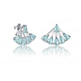 Viceroy Jewels pendientes desmontables de mujer en plata