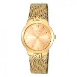 Tous Tmesh reloj analógico de mujer en acero.