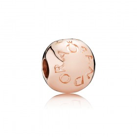 Pandora Rose clip Logo