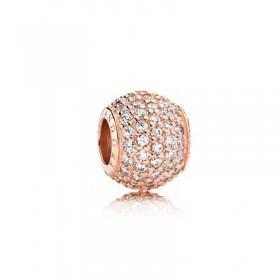 Pandora Rose charm para pulsera Abstracto.