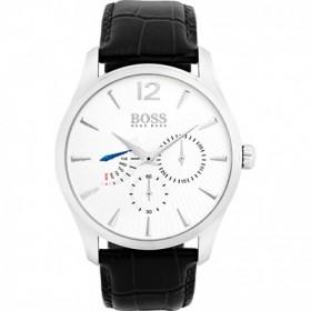 Hugo Boss reloj de caballero Commander en piel