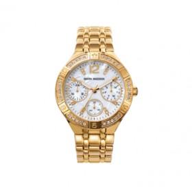 Mark Maddox reloj de mujer en dorado