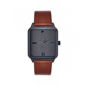 Mark Maddox reloj de caballero Colección Northen en piel marrón.