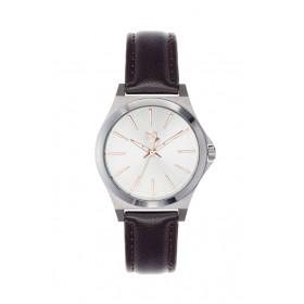 Mark Maddox reloj de mujer Colección Marina en piel.