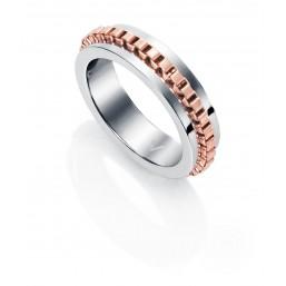 viceroy Fashion anillo de mujer Colección Chic en acero.