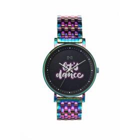 Mark Maddox reloj de mujer Colección Notting en acero multicolor.