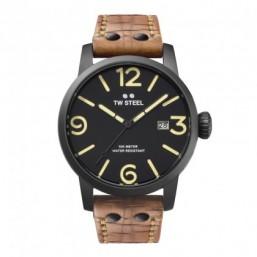 TW Steel reloj de caballero Maveric en piel siena.