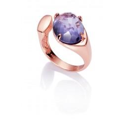 Viceroy Jewels anillo abierto de mujer en plata.