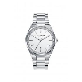 Viceroy reloj de mujer Colección Chic en acero.