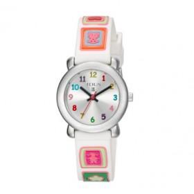 Tous Sixties reloj analógico de niña en silicona.