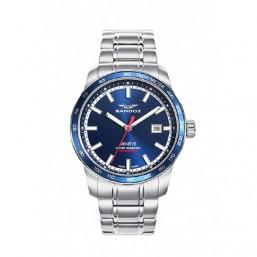 Sandoz reloj de caballero Colección Sportif en acero.