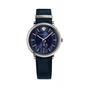 Versace reloj de caballero Manifesto Gent Azul en piel.